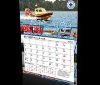 Kalendarz jednodzielny WOPR 2012
