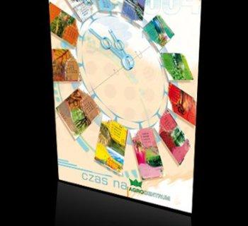 Kalendarz 13-stronnicowy AGROCENTRUM