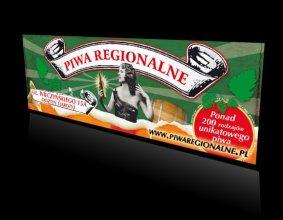 Baner firmy Piwa Regionalne