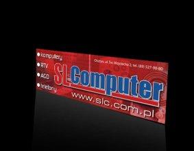 Baner firmy SL COMPUTER