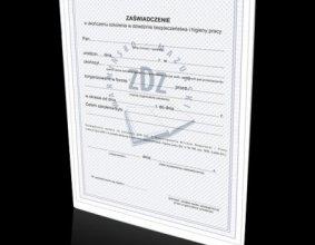 Certyfikat Warmińsko – Mazurskiego
