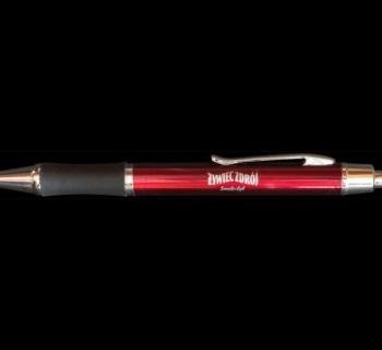 Długopis firmy ŻYWIEC ZDRÓJ S.A.