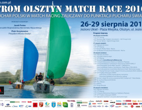FROM OLSZTYN MATCH RACE 2010