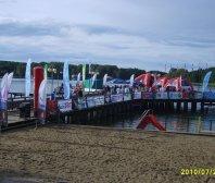 Agraf drugi rok z rzędu był sponsorem FROM Olsztyn Match Race