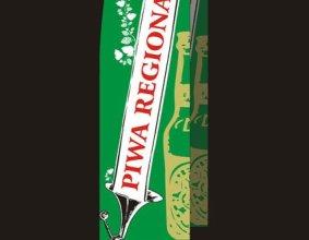 Flagi firmowe firmy Piwa Regionalne