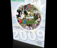 Kalendarz 13-stronicowy firmy AGROCENTRUM