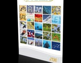Kalendarz 13-stronicowy firmy Paxer