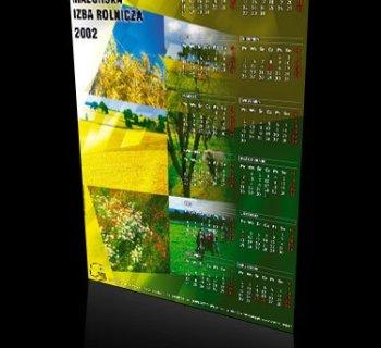 Kalendarz jednodzielny WARMIŃSKO-MAZURSKIEJ
