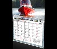 Kalendarz jednodzielny WOPR Olsztyn