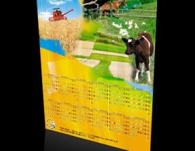 Kalendarz plakatowy WARMIŃSKO-MAZURSKIEJ
