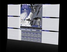Kalendarz podkładowy firmy AB