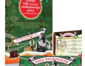"""Kampania reklamowa """"PIWA REGIONALNE"""""""
