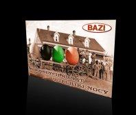 Kartka świąteczna firmy BAZI