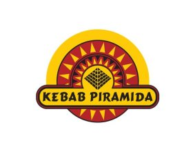 Logotyp restauracji Kebab Piramida