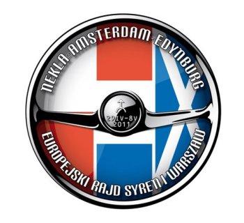 Logotyp Europejskiego Rajdu Syren i Warszaw Nekla 2011