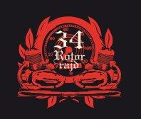 Logotyp XXXIV Rotor Rajdu 2010
