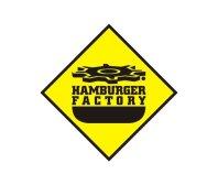 Logotyp Hamburger Factory