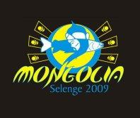 Logotyp wyprawy do Mongolii