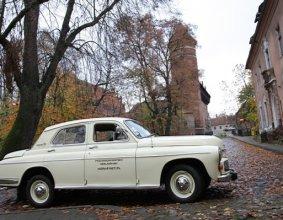 "Sesja ""Olsztyn i Warszawa"" – październik 2008"