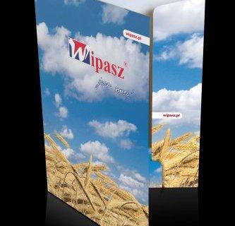 Teczka firmy WIPASZ