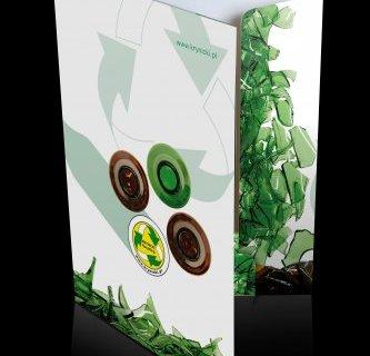 Teczka firmy Krynicki Recykling