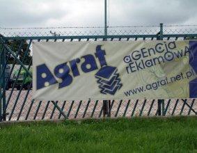 Transparent Agencji Reklamowej AGRAF