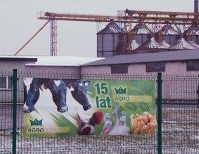 Transparent firmy Agrocentrum