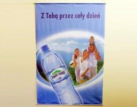 Transparent firmy Żywiec Zdrój