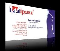 Wizytówka firmy WIPASZ