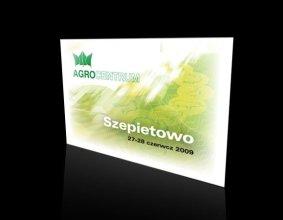 Zaproszenie firmy AGROCENTRUM