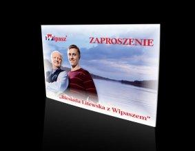 Zaproszenie firmy WIPASZ