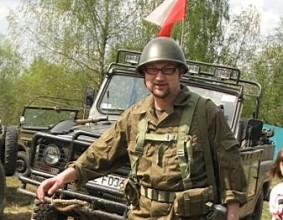 Zlot Militarny w Olsztynie-maj 2008