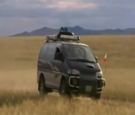 Nowy film z wyprawy Chentej 2010