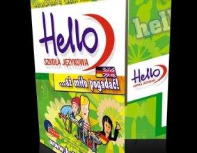 Teczka Szkoły Językowej Hello