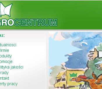 Strona www Agrocentrum