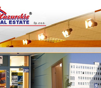 Strona www firmy EUROPA CENTER