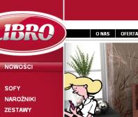 Strona www Libro
