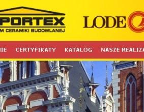 Strona www Lode
