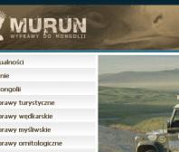 Strona www Murun