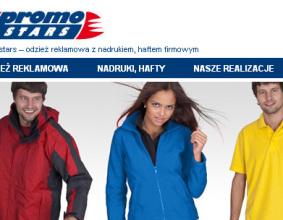 Strona www Promostars