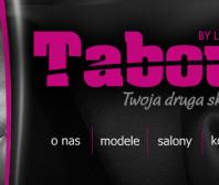 Strona www Tabou by Libro