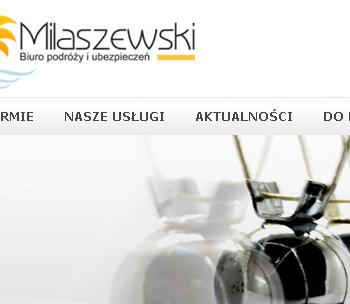 Strona www Ubezpieczenia Olsztyn