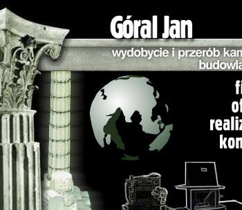 Strona www Góral s. c. Granit