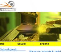 Strona www STAL-SERWIS