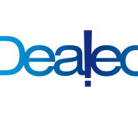 Logotyp firmy Dealeo