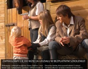 """Plakat projektu """"Pomysł na wieś"""""""