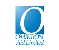Logo firmy Omikron