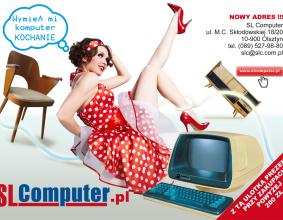 Kampania reklamowa SL Computer