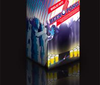 Opakowanie gry Beer Pong