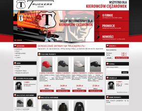 Sklep internetowy Truckers